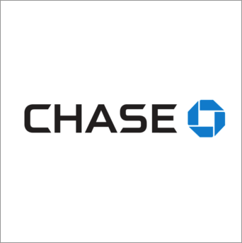 chase bank wireframe icon