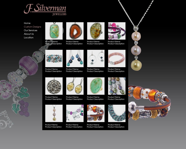 F. Silverman Design icon
