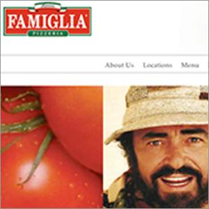 Famous Famiglia Pizzeria